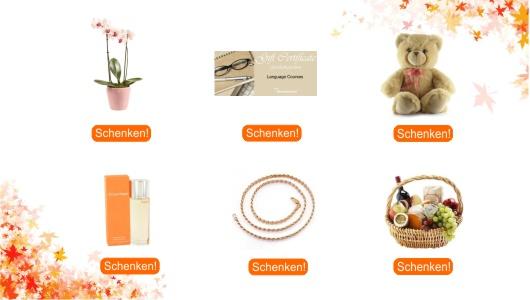GenerationLove Herbst Special Shop